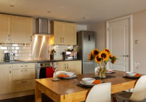 Spacious Kitchen/Diner - perfect for gathering