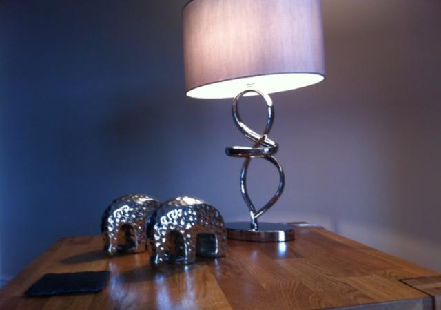 Stylish lounge accessories