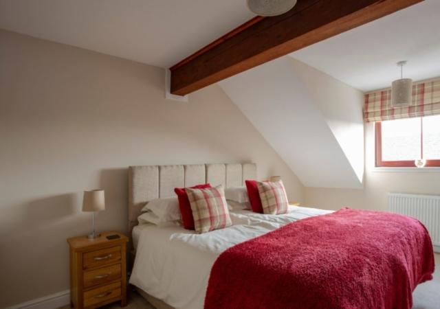 Spacious Balmoral Bedroom