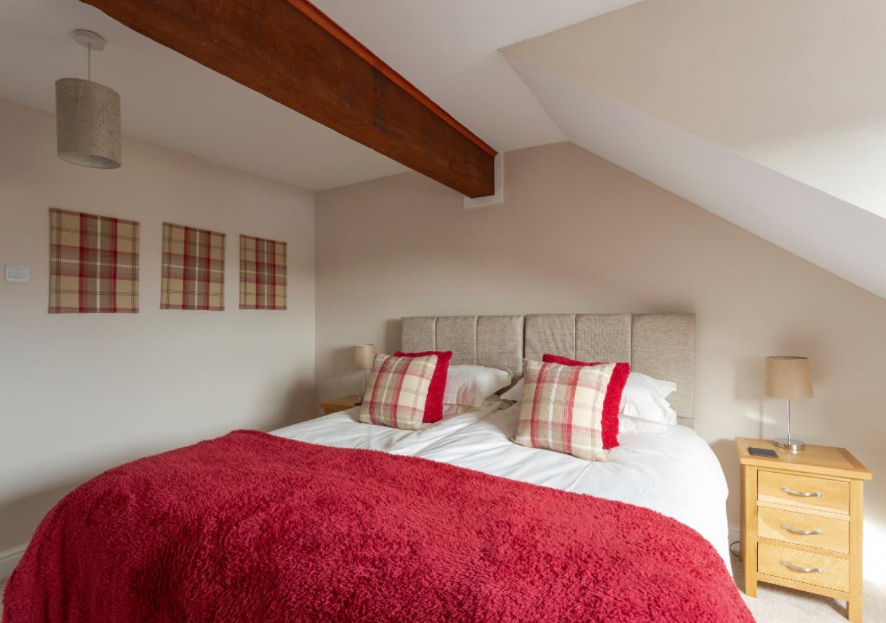 Beautiful Balmoral bedroom
