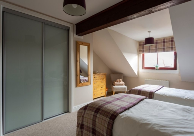 Berriedale bedroom