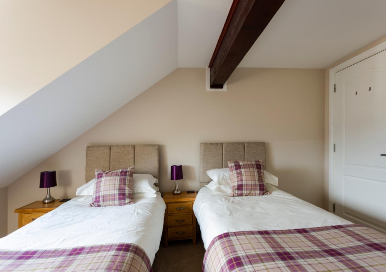 Characterful Berriedale Bedroom