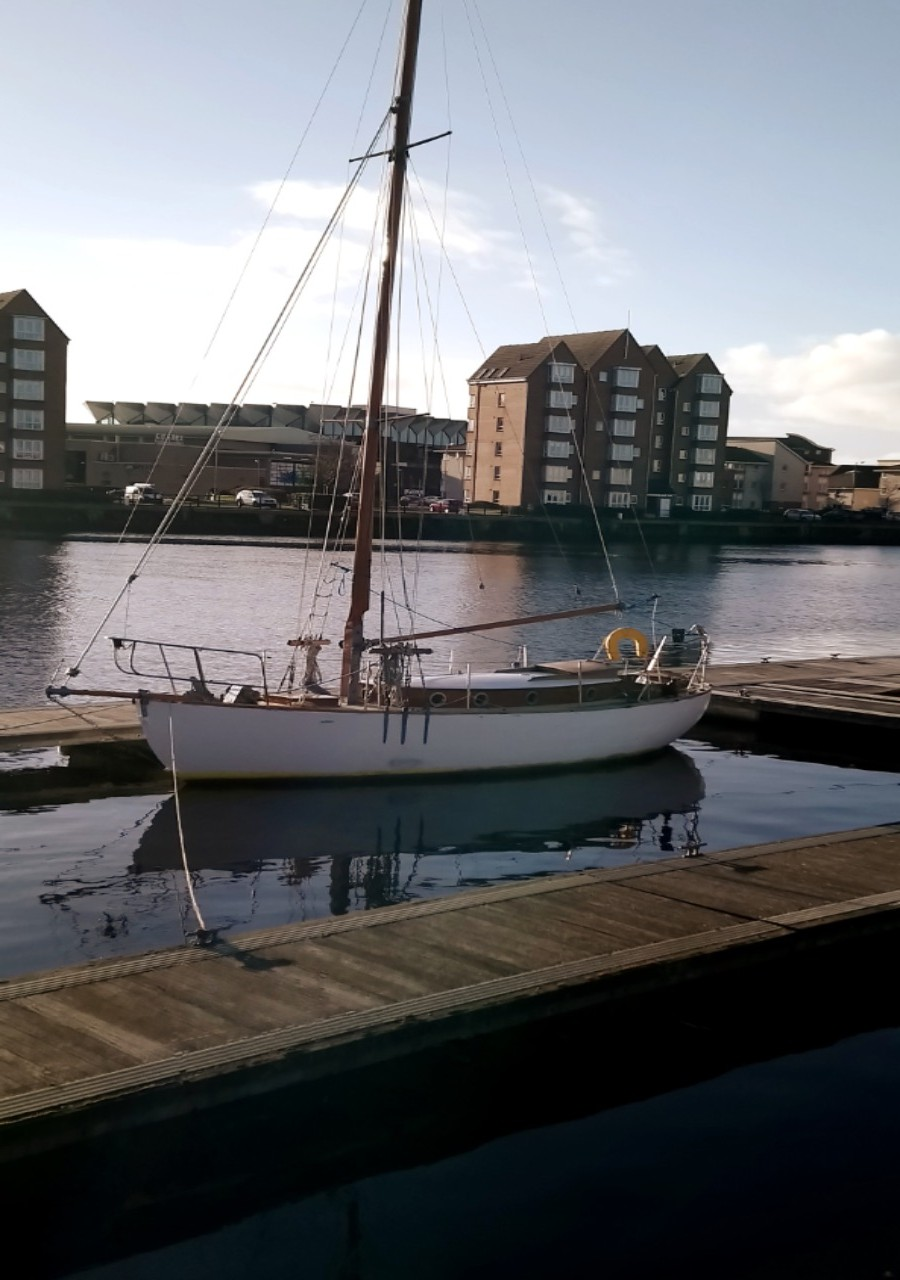Harbour River Ayr