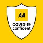 AA COVID-19 Confident Certification Logo