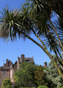 View from The Garden at Brodick Castle