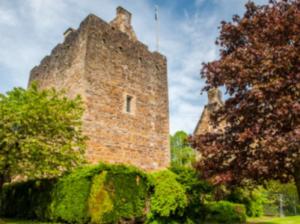 The Keep at Dean Castle at Kilmarnock